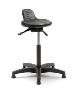 Confort 02, Stool with comfort adjustments