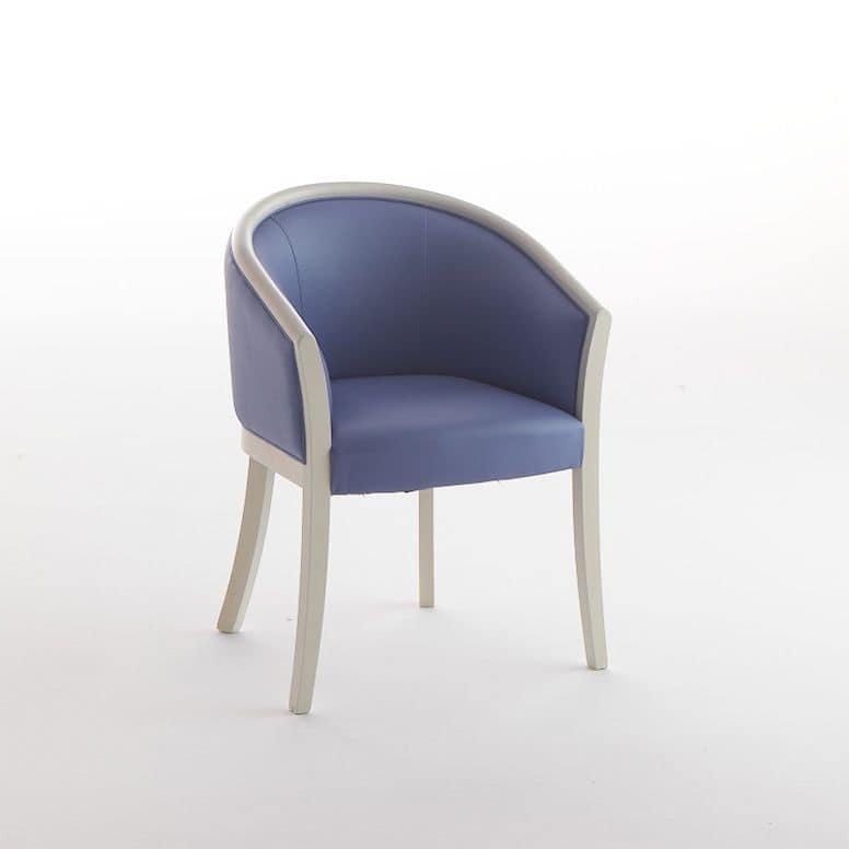 Kalla L1517, Tub armchair for waiting areas