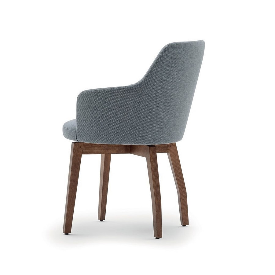 Allen, Padded dining chair