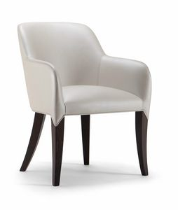 ALYSON ARMCHAIR 048 PO, Upholstered small armchair