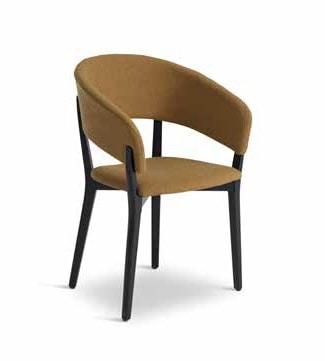 BILBAO, Enveloping armchair