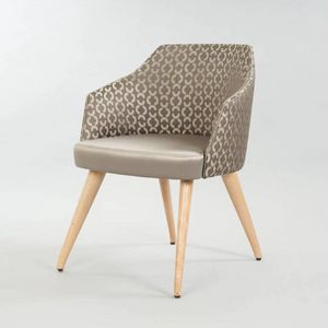 BS510A - Chair, Padded chair for contract use