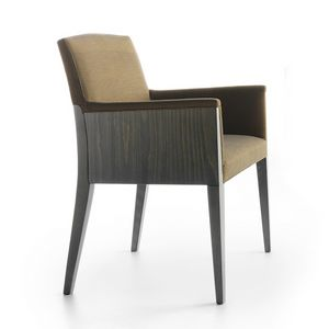 Charme 02531, Easychair suitable for furnishing hotels and communities