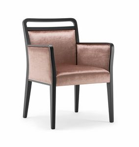 HAVANA DINING CHAIR 020 PO, Comfortable armchair