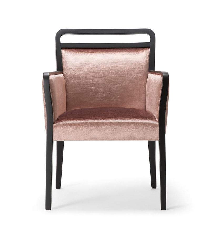 HAVANA DINING CHAIR 020 PO, Comfortable armchair
