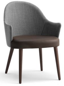 Ione-P, Fireproof armchair for restaurants and hotels