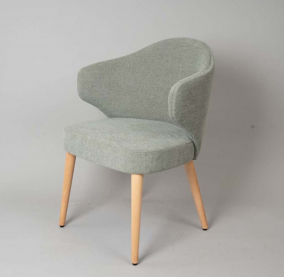 M41, Chair with a contemporary design