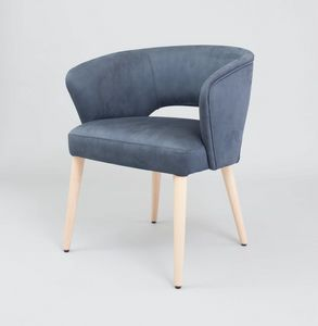 M45 BLU, Wrap-around small armchair