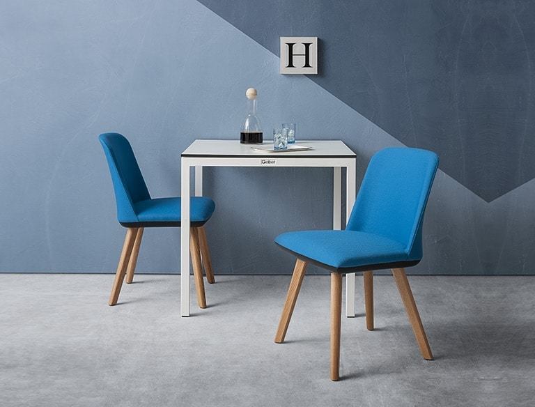 Manaa Slim, Chair for restaurant and commercial settings