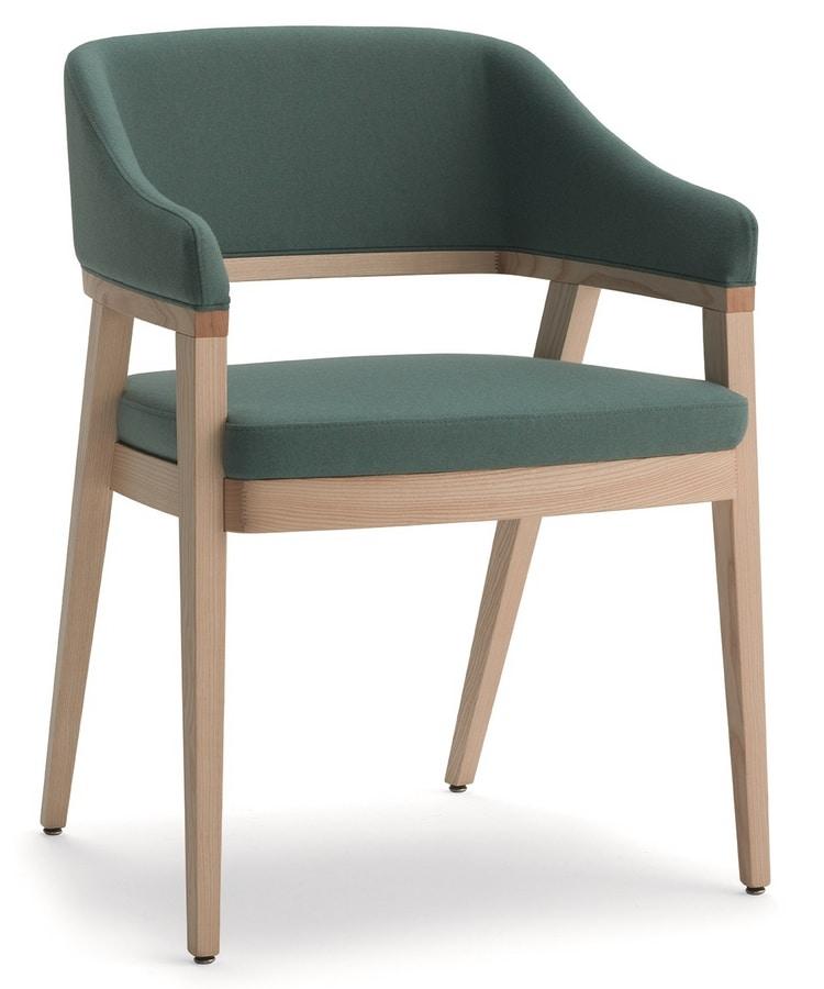 Margo-P, Armchair for restaurant