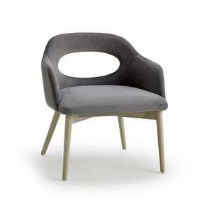 Mirò lounge, Modern lounge chair