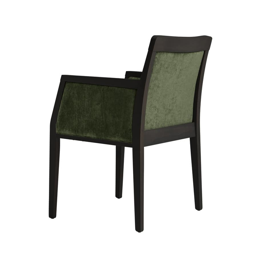 MP49ER, Comfortable small armchair for hotels