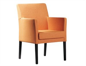 Nada 504, Armchair for hotel and restaurant furniture