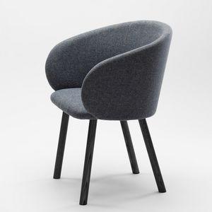 Nasu armchair, Enveloping armchair