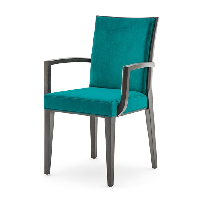 Newport 01821, Dining room chair with armrests