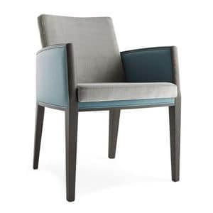 Newport 01831, Comfortable small armchair ideal for restaurant, bar and hotel