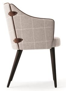 Polly-P, Resistant armchair for restaurants
