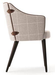 Polly-P, Resistant armchair for restaurants