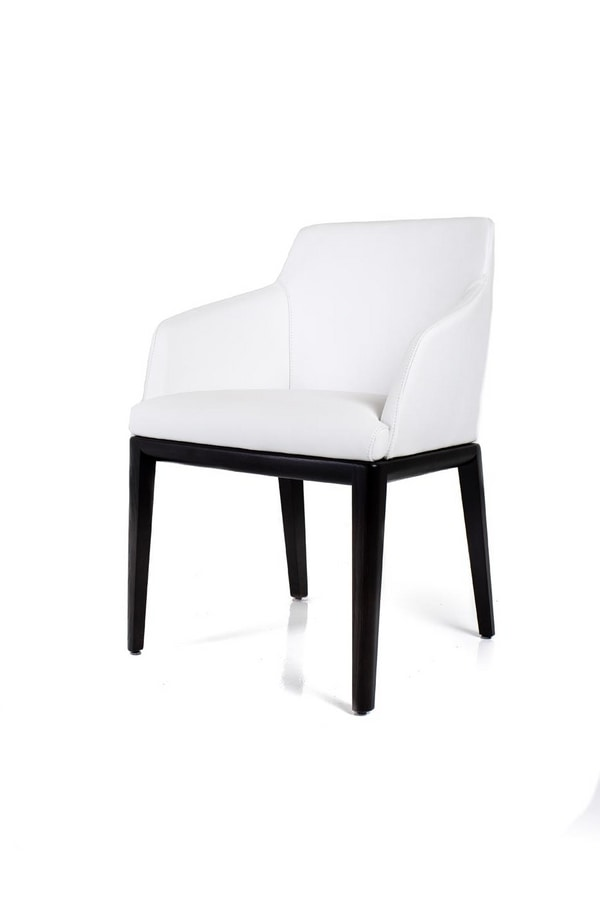 Tina, Chairs with quilted or smooth back
