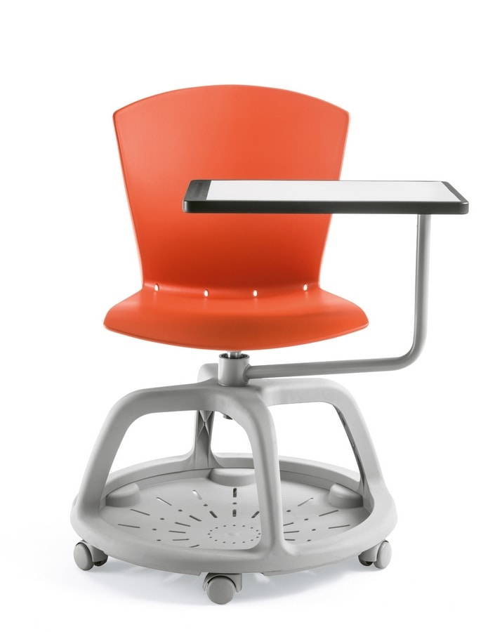 Carina Basket, Chair for training spaces