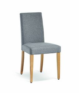 Wiky/BA, Upholstered chair, for living room and contract