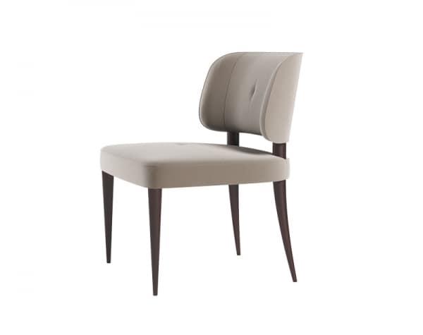 Burton sedia, Comfortable and elegant padded chair
