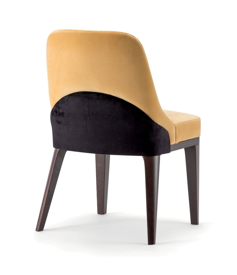 GILL SIDE CHAIR 070 S, Optimal chair for restaurants and hotels