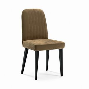 Gondole, Upholstered chair with a clean design