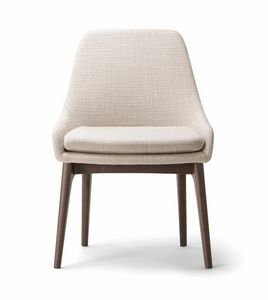 JO CHAIR 058 S, Sturdy chair with an elegant design
