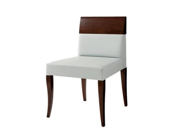 Jubilee chair, Real wood chair, with padding