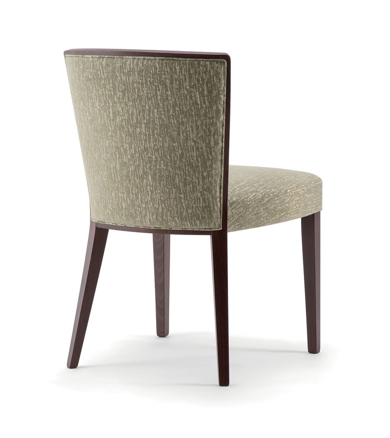 LONDON SIDE CHAIR 016 S, Comfortable wooden chair