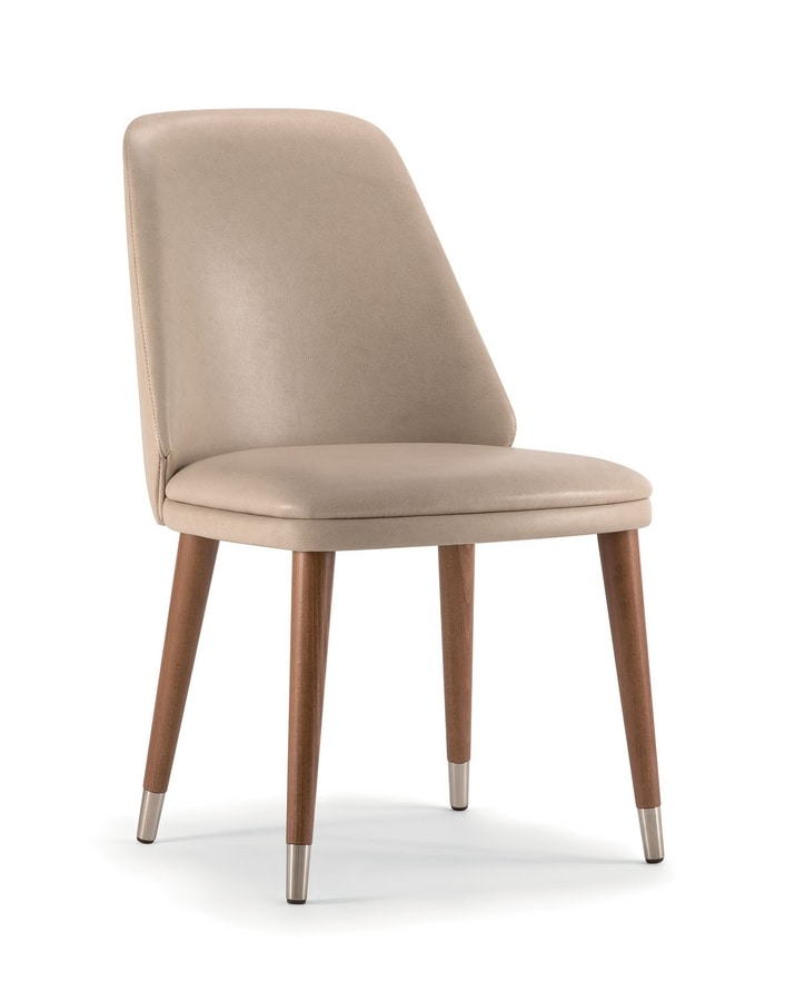 MEG SIDE CHAIR 071 S, Comfortable and refined restaurant chair