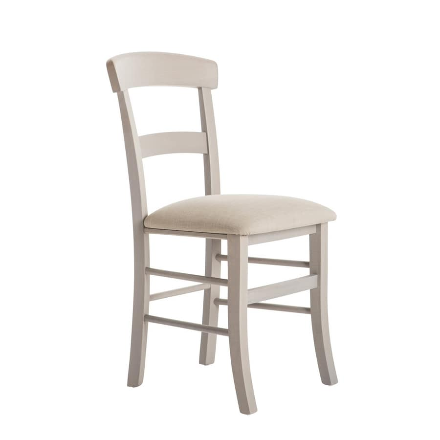 RP42L, Wooden chair, for hotels and restaurants