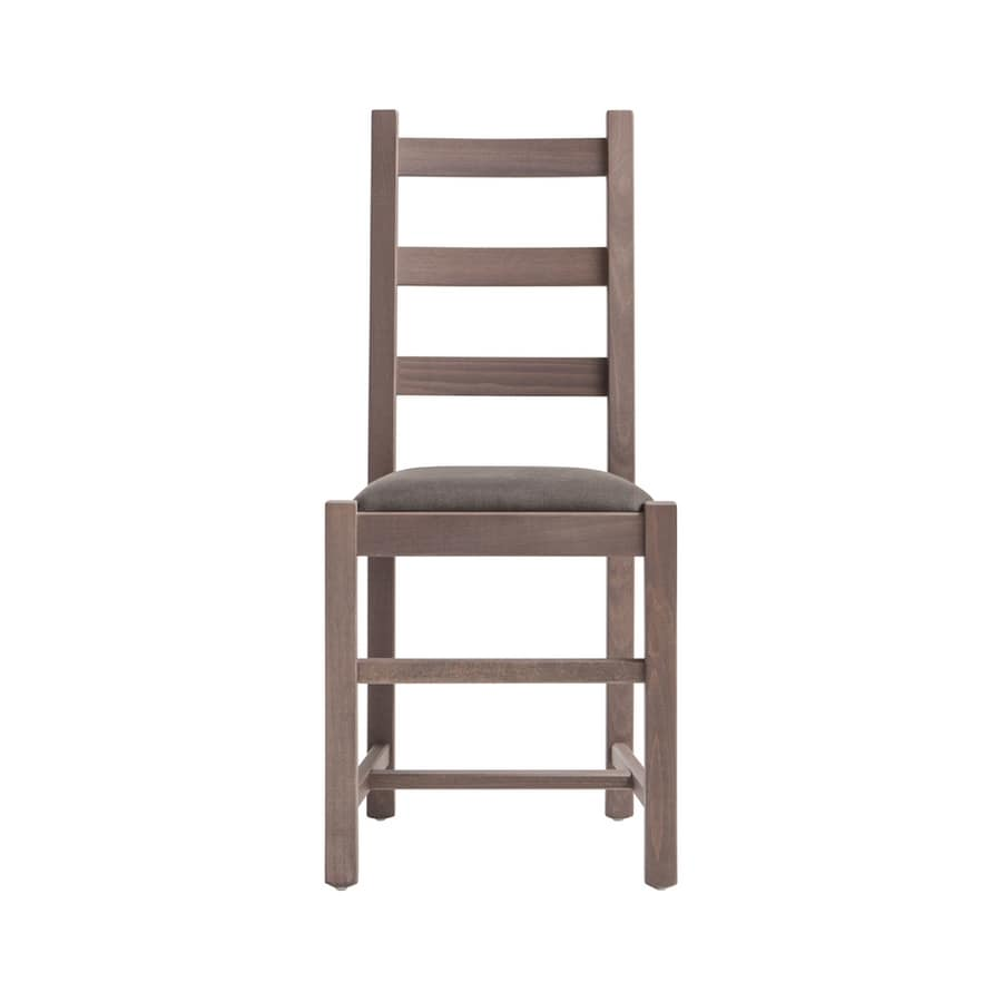 RP434, Chair with horizontal backrest