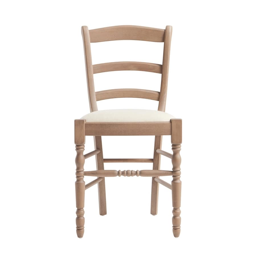 RP43F, Wooden chair for restaurant