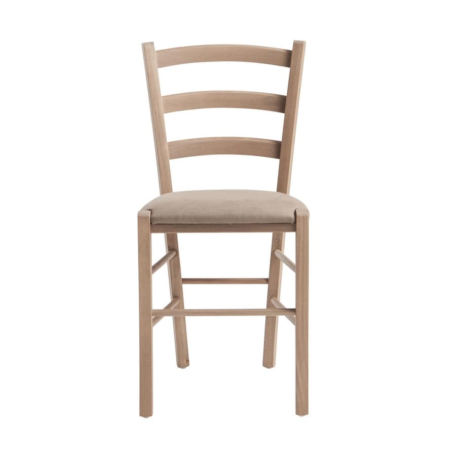 RP485, Chair in beech wood