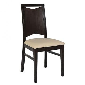 333 B, Chair ideal for dining room of restaurants and hotels