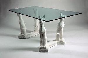 Bastet, Egyptian style table