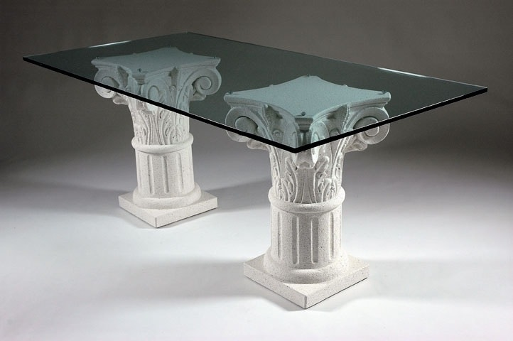 Greek Style Dining Table Idfdesign