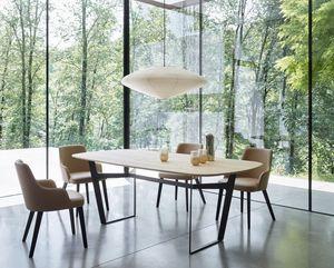Obi, Elegant dining table