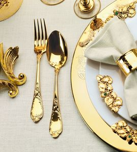 STAINLESS STEEL CUTLERY, Elegant cutlery made of stainless steel