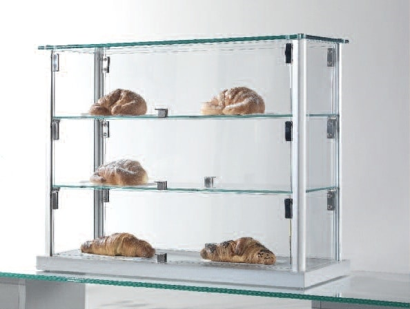 ALLdesign 6/5BAR, Countertop pastry showcase