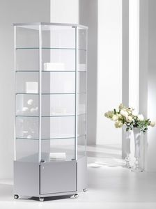 ALLdesign 70/MA, Corner cabinet with a clean design