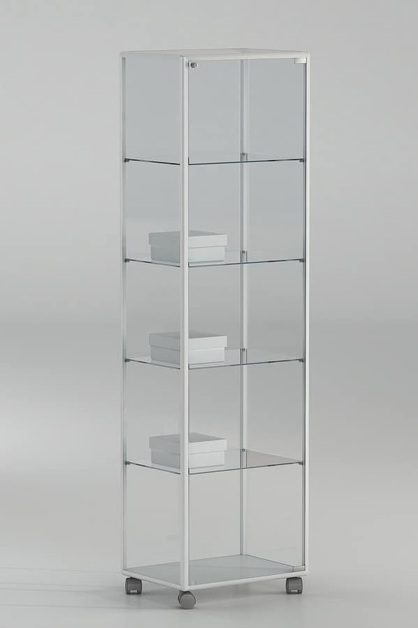ALLdesign plus 51/18P, Display case for collectors