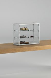ALLdesign plus 6/5PB, Showcase for brioches, for bar and restaurant