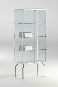 ALLdesign plus 71/17P - 91/17P, Showcase for exhibitions and museums
