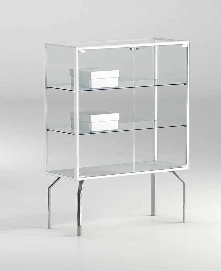 ALLdesign plus 91/12P, Exhibition showcase for shop or museum