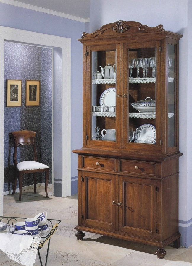 Art. 96/83, Showcase for classic dining room
