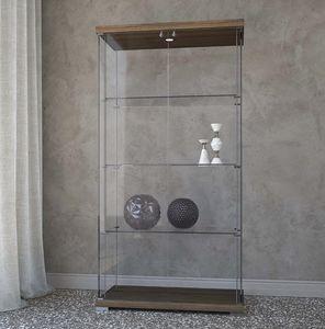 Display 01, Display cabinet with lighting