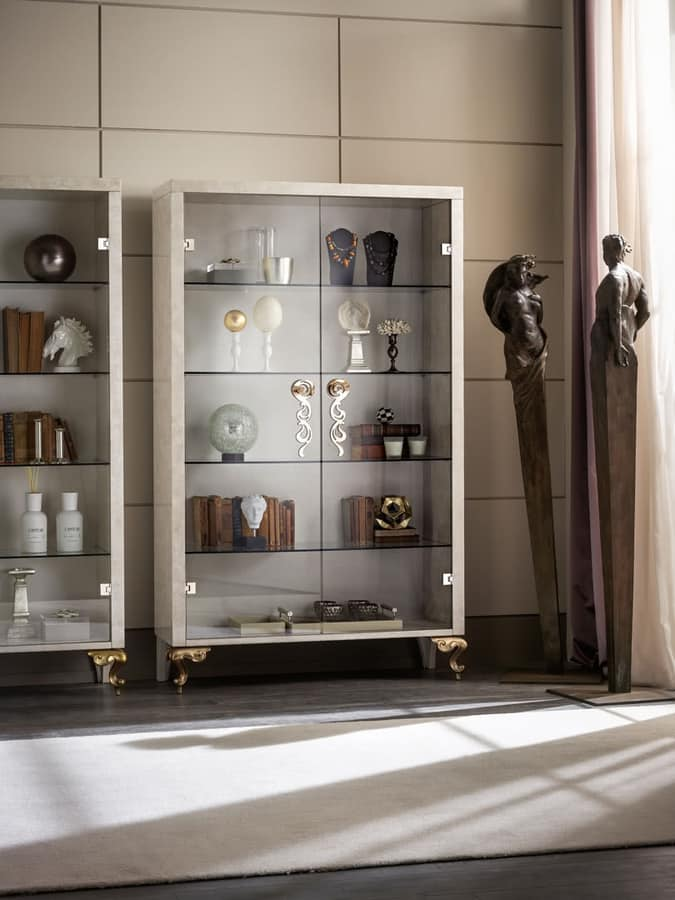 George display cabinet, Showcase for living room